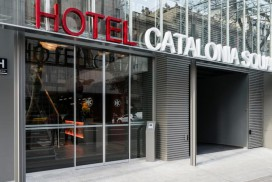 Catalonia Square Hotel 4*/ Barselona